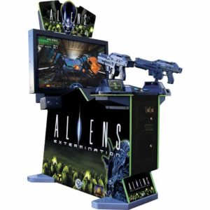 Aliens Extermination Arcade
