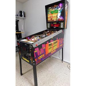 Big Hurt Pinball Machine