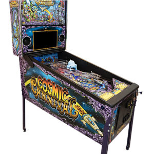 Cosmic Carnival Pinball