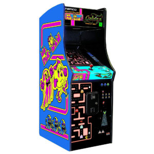 Mrs Pac-Man/ Galaga