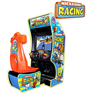 Nicktoons Racing Arcade