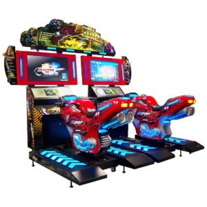 Pop Moto Arcade