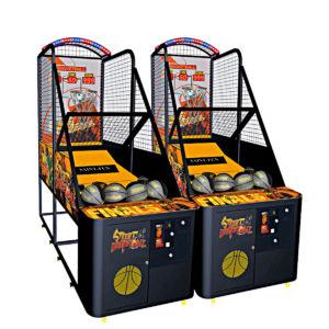 Street Basketball Arcade