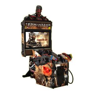 Terminator Salvation Arcade