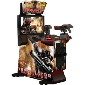 Terminator Salvation Salvation Arcade