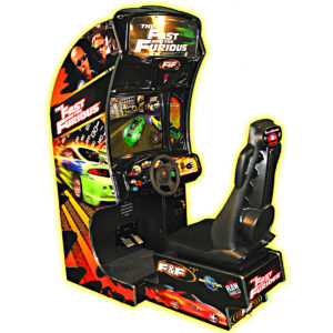 The Fast and the Furious Arcade