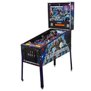 Transformers Decepticons Pinball Machine