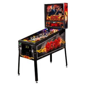 AC-DC Pro Pinball Machine