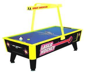 Great American Laser Air Hockey
